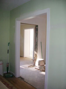 Getting A Brick Doorway Widened By A Mason