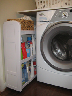 Full Laundry Makeover With 4 Simple Things