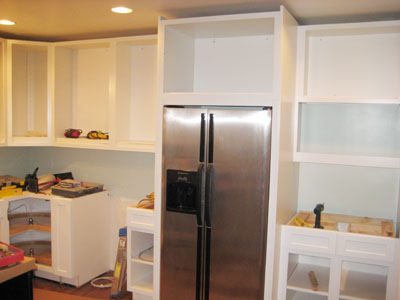 Our Kitchen Cabinets Are Like Mariah Carey