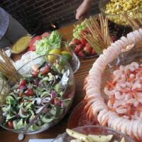 Wedding Week: Making Our Own Food