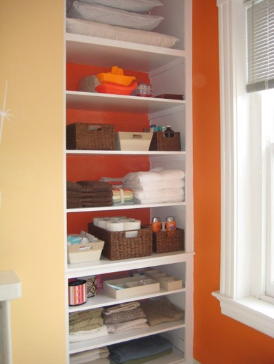 Orange You Glad She Took The Door Off?