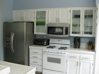 Reader Redesign: Spiffin' The Kitchen
