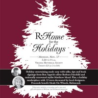Fab Freebie: R Home Giveaway