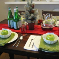 Seven Fun Holiday Table Settings For Christmas