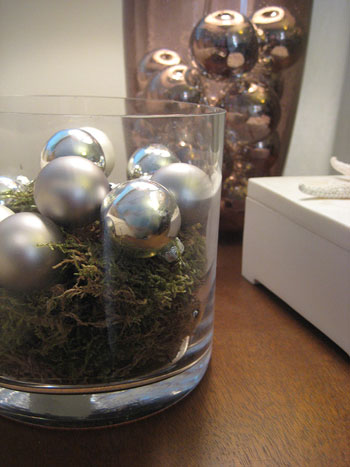 Ornaments Can Be Used To Decorate Way Beyond The Tree Here Are A