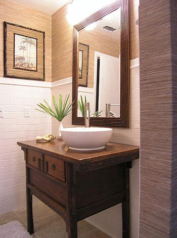 Reader Redesign: Bathroom Bliss