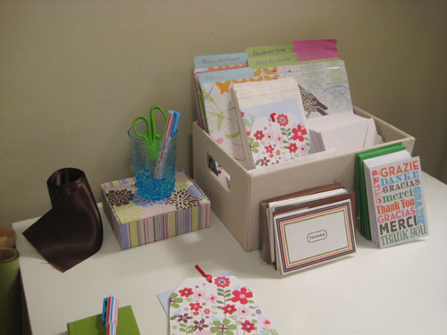 How To Organize Your Craft Room (Or Pretty Much Any Room)