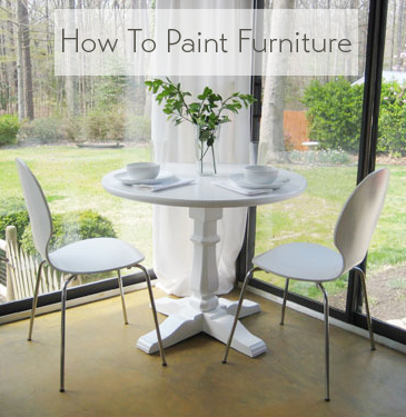 painting furniture whiteThis Furniture Painting Tutorial Is Easy Just Follow Our StepBy