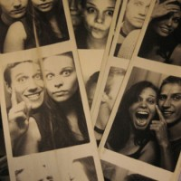 Our Photobooth Picture Tradition