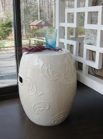 Back To Stool: My Love Affair With Ceramic Garden Stools