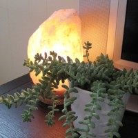 Good To Glow: Do Salt Lamps Work?