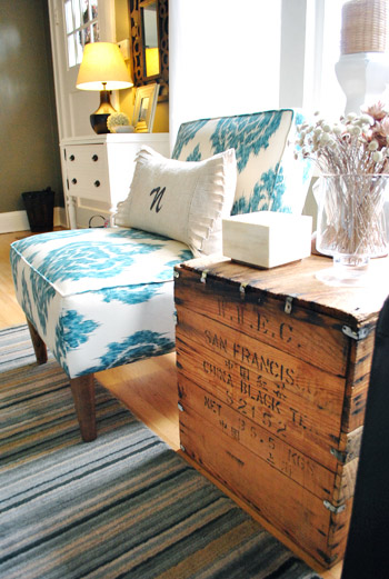 How To Tie A Room Together But Avoid Being Matchy-Matchy
