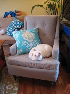 Reader Redesign: Upholstered Elegance