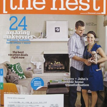 Our Nest Made The Nest Magazine!
