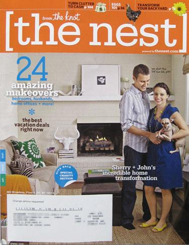 Our Nest Made The Nest Magazine!