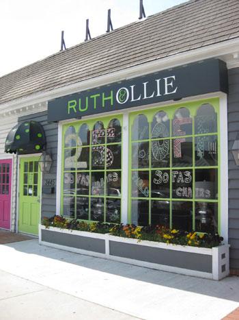 Window Shopping: Richmond's Ruth & Ollie