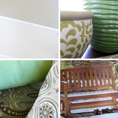 The Porch Project Continues…