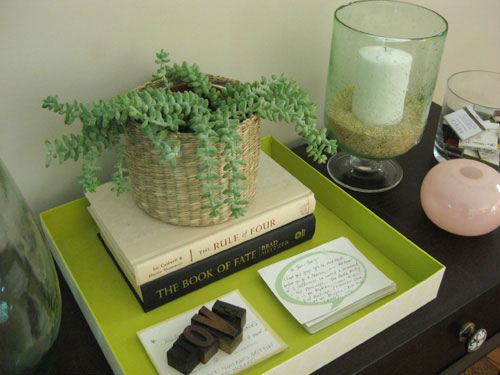 Basket Repurposing & Edible Decor