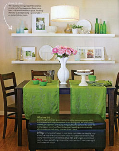Layout Changes: Adding A Dining Area To Your Living Room