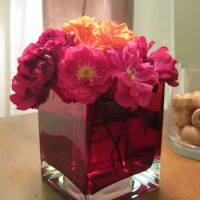 Budget Blooms: Roses Are Pink