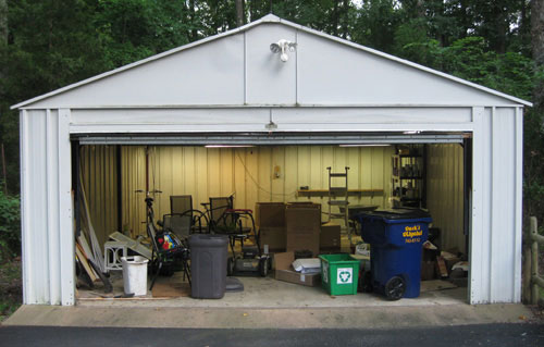 Let's Tackle It Together: Organizing The Garage