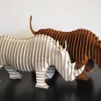 Fab Freebie: Space Rhino