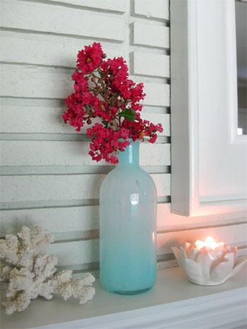 Budget Blooms: Myrtle Magic