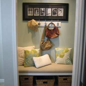 Reader Redesign: One Mod Mudroom
