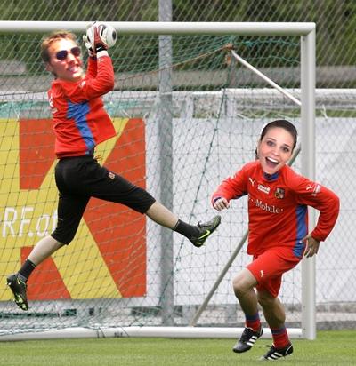 Goal Tending: Year Three