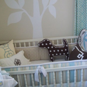 Reader Redesign: Nursery Magic