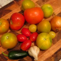 And Now For A Post About Salsa