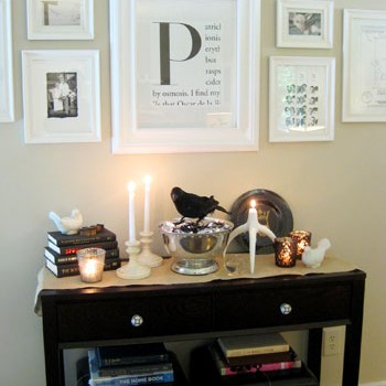 How To Make A Framed Magazine Monogram