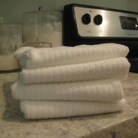 Easy Upgrade: Ditching Swiffer Dusters For Microfiber Cloths