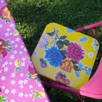 Reader Redesign: Cheery Chairs