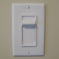 How To Install A Dimmer Switch