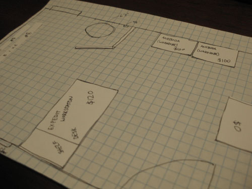 How To Make A Floor Plan With Graph Paper
