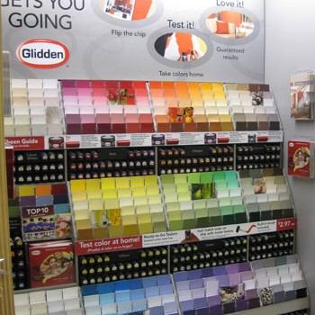 Glidden-Display
