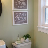 Making Vintage Looking Wall Signs With Wood & Paper