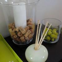 Romantic Traditions: Displaying Keepsakes Like Chopsticks!