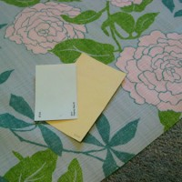 Pear Green Walls & A Light Blue Ceiling For The Nursery