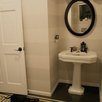 Reader Redesign: Bathroom Brilliance