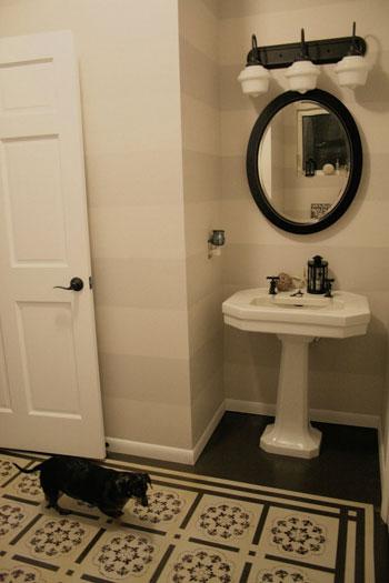 Reader Redesign: Bathroom Brilliance