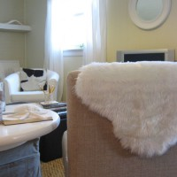 Feeling Sheepish: Making A Faux Sheepskin Rug (Part 2)