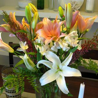 Budget Blooms: My Birthday Bounty