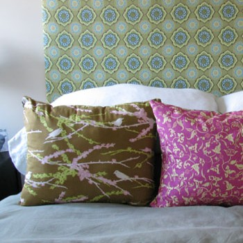 Reader Redesign: Headboard Ambiance