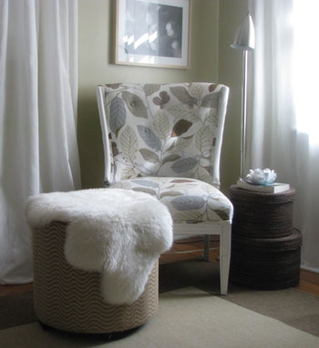 Reader Redesign: One Charming New Chair