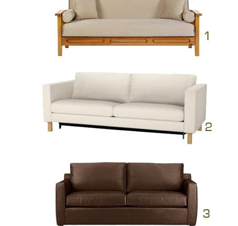 Office Progress: Finding An Affordable Sleeper Sofa