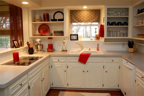 Reader Redesign: Affordable Kitchen Overhaul