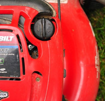 Lawn Mower Fix: Cleaning An Oil-Clogged Air Filter