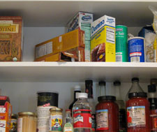 Let's Tackle It Together: Organizing The Kitchen Cabinets